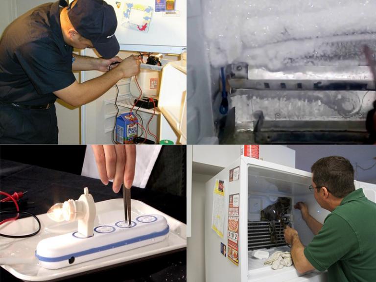 sửa tủ lạnh tại nhà